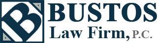 Bustos Law Firm, P.C. Header Logo